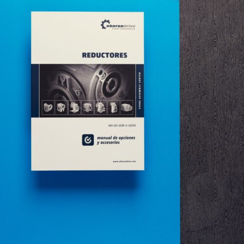 Catalogo comercial de producto industrial