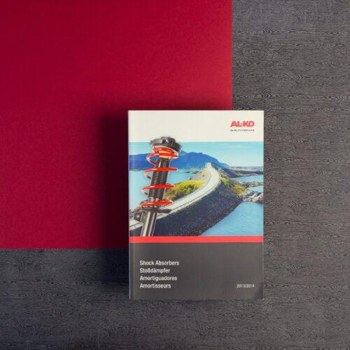 Catalogo de tarifas comerciales para amortiguadores AL-KO