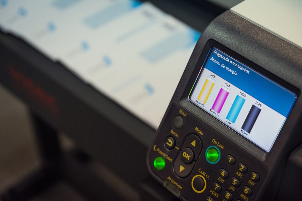 Impresora digital de sobres