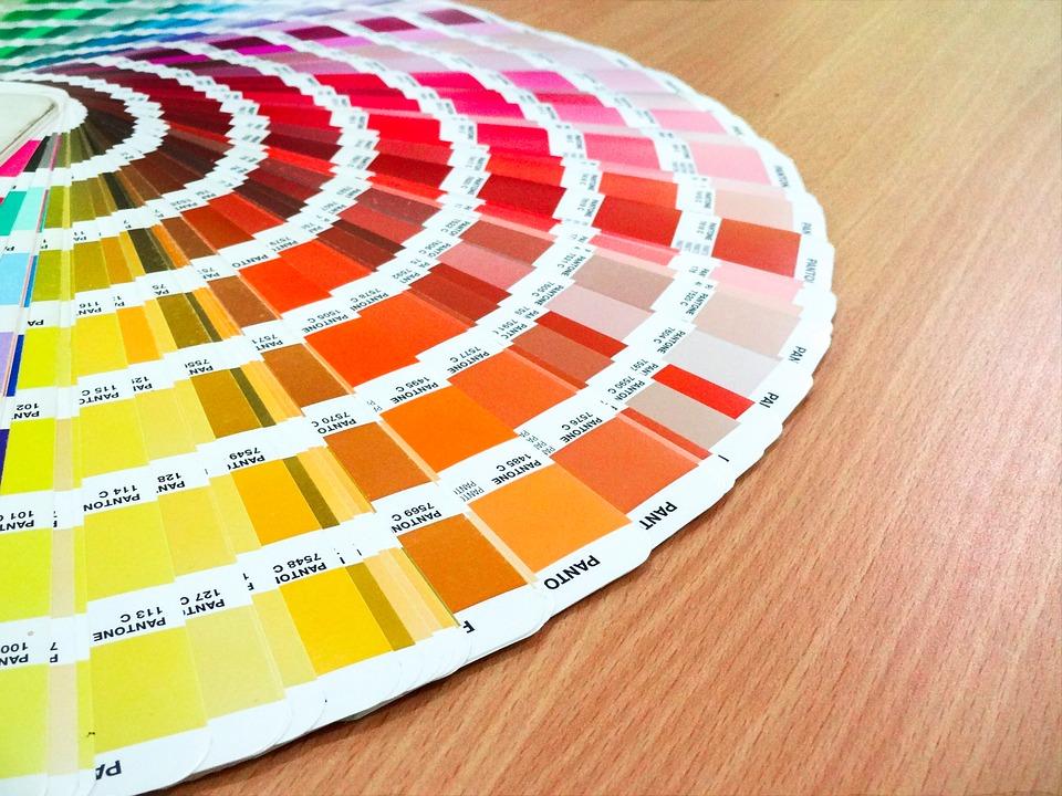 Catálogo de color Pantone