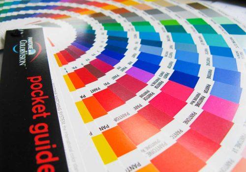 Gama de color certificada